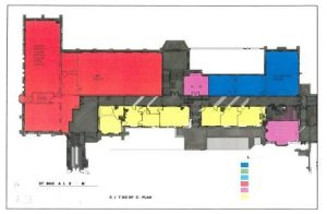 Colgate Building Floorplan