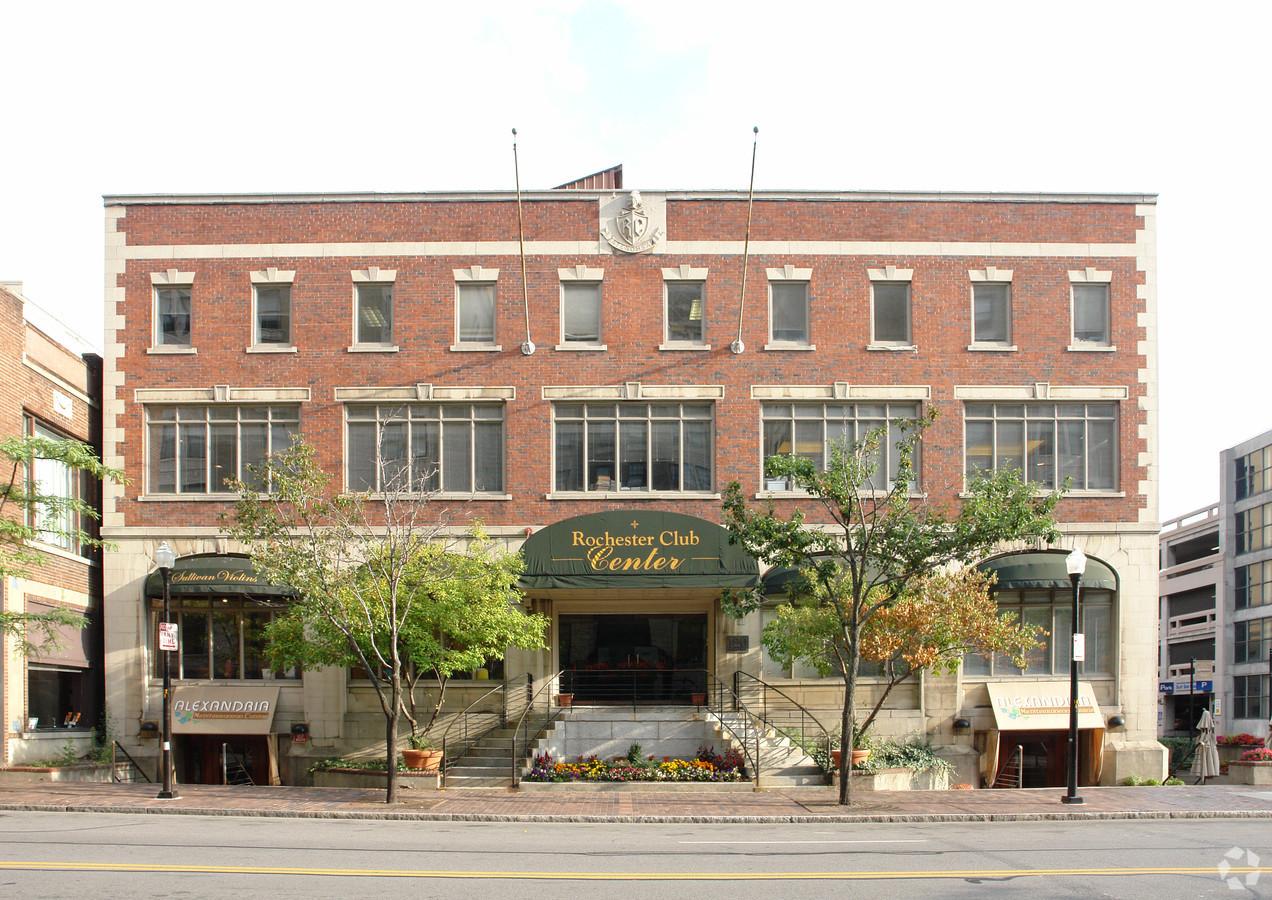 Rochester Club Center Building