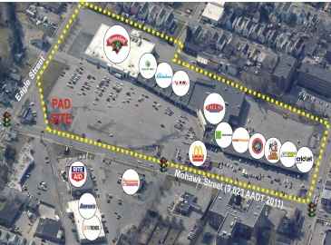 1140-1154 Mohawk Street, Utica, New York 13501, ,Retail,For Lease,Mohawk Street,1010