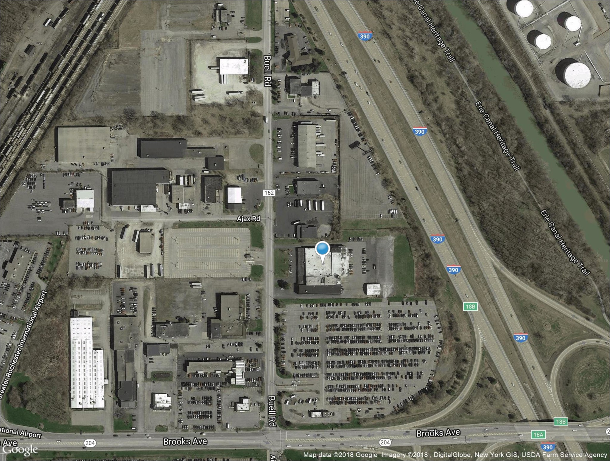 350 Buell Rd, Rochester, New York 14624, ,Industrial,For Lease,Buell Rd,1072