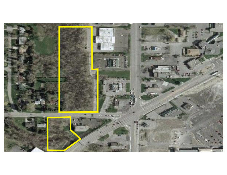 3170 Orchard Park Rd land for lease development